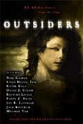 Outsiders 22 All New Stories From The Edge