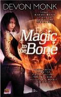Magic To The Bone Allie Beckstrom 01