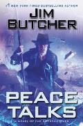 Peace Talks A Novel of the Dresden Files