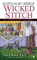 Wicked Stitch An Embroidery Mystery