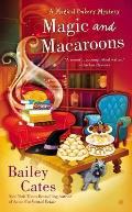 Magic & Macaroons A Magical Bakery Mystery: Magical Bakery 5