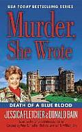 Murder She Wrote Death of a Blue Blood