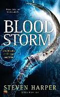 Blood Storm: Books of Blood & Iron Book 2