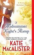 A Midsummer Night's Romp: Ainslie Brothers Romance 1
