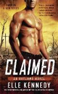 Claimed An Outlaws Novel
