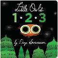 Little Owl's 1 2 3