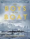 Boys in the Boat Young Readers Adaptation