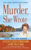 Murder She Wrote Hook Line & Murder