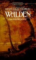 Walden / On the Duty of Civil Disobedience