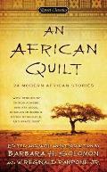 African Quilt 24 Modern African Stories