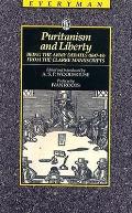 Puritanism & Liberty Being The Army Deba