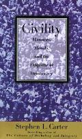 Civility Manners Morals & The Etiquette