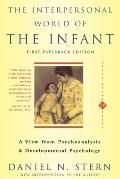 Interpersonal World of the Infant a View from Psychoanalysis & Developmental Psychology