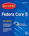 Mastering Red Hat Fedora Linux 5