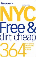 Frommers Nyc Free & Dirt Cheap