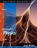 Fundamentals of Physics Volume 2 8th Edition