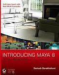 Introducing Maya 8 3D for Beginners