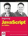 Beginning JavaScript 3rd Edition