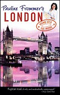 Pauline Frommers London 1st Edition