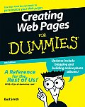 Creating Web Pages For Dummies 8th Edition