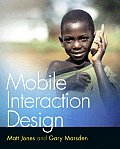 Mobile Interaction Design (06 Edition)