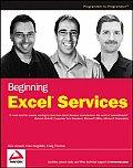 Beginning Excel Services
