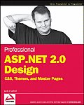 Professional ASP.NET 2.0 Design CSS Themes & Master Pages