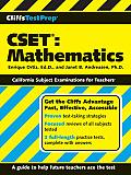 Cliffs Test Prep CSET Mathematics