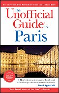 Unofficial Guide To Paris 5th Edition