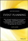 Event Planning The Ultimate Guide to Successful Meetings Corporate Events Fund Raising Galas Conferences Conventions Incentives
