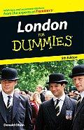 Dummies Travel #103: London for Dummies