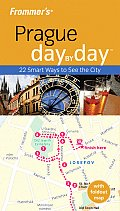 Frommers Prague Day by Day With Pull Out Map