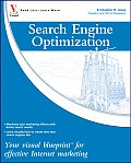 Search Engine Optimization 1st Edition Your Visual Blueprint for Effective Internet Marketing