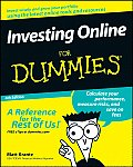Investing Online For Dummies 6th Edition