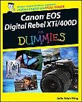Canon EOS Digital Rebel XTi/400D for Dummies (For Dummies)