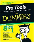 Pro Tools All In One Desk Reference For Dummies 2nd Edition