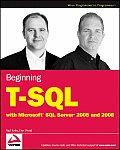 Begin T-SQL 2008 W/Ws