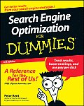 Search Engine Optimization for Dummies 3rd Edition