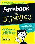 Facebook For Dummies 1st Edition