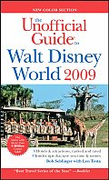 Unofficial Guide To Walt Disney World 2009