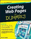 Creating Web Pages for Dummies [With CDROM]