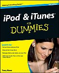iPod & iTunes For Dummies 6th Edition