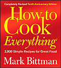 How to Cook Everything: 2nd Edition Special Edition (no rebate offer; no sticker)