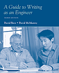 Guide To Writing As An Engineer 3rd Edition