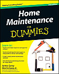 Home Maintenance for Dummies, 2nd Edition