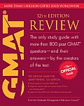 Official Guide For GMAT Review 12th Edition 2009