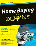 Home Buying for Dummies 4th Edition