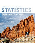 Statistics From Data To Decision