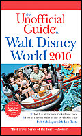 Unofficial Guide To Walt Disney World 2010