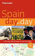 Frommer's Spain Day by Day (Frommer's Day by Day: Spain)